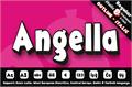 Illustration of font Angella
