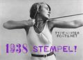 Illustration of font 1938 STEMPEL