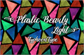 Illustration of font Plastic Beauty Light