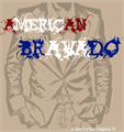 Illustration of font American Bravado