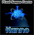 Illustration of font Kanno