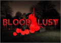 Illustration of font Blood Lust