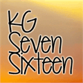 Illustration of font KG Seven Sixteen