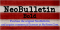 Illustration of font NeoBulletin Bold