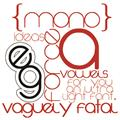Illustration of font Vaguely Fatal
