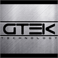 Illustration of font Gtek Technology