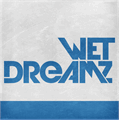 Illustration of font Wet Dreamz
