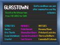 Illustration of font Glasstown NBP