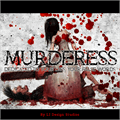 Illustration of font Murderess
