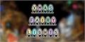 Illustration of font Xmas Fairy Lights