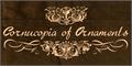 Illustration of font Cornucopia of Ornaments