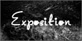 Illustration of font Exposition