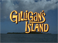 Illustration of font Gilligans Island