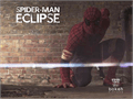 Illustration of font SPIDER-MAN : ECLIPSE