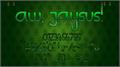Illustration of font Aw, Jaysus!