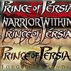 Illustration of font PrinceofPersia