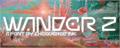 Illustration of font Wander Z