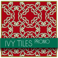 Illustration of font Ivy Tiles PROMO