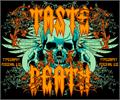 Illustration of font Taste death