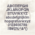 Illustration of font influence