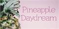 Illustration of font Pineapple Daydream DEMO