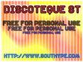 Illustration of font Discoteque St