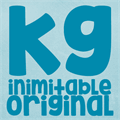 Illustration of font KG Inimitable Original