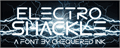 Illustration of font Electro Shackle