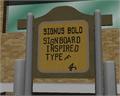 Thumbnail for Signus Bold NBP