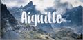 Illustration of font DK Aiguille