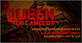 Illustration of font Queen of Camelot