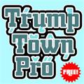 Illustration of font Trump Town Pro