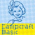 Illustration of font Campcraft