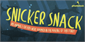 Illustration of font Snicker Snack