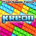 Illustration of font Kreon