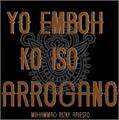 Illustration of font ARROGANO