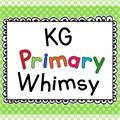 Illustration of font KG Primary Whimsy