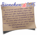 Illustration of font Bienchen SAS