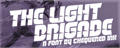 Illustration of font The Light Brigade