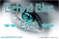 Illustration of font Behind Blue Eyes