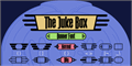 Illustration of font The Juke Box