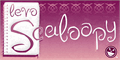 Illustration of font LEVO Scaloopy