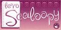 Illustration of font LEVO Scaloopy