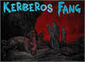 Illustration of font Kerberos Fang