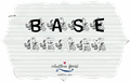 Illustration of font MTF Base Leafy