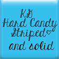 Illustration of font KG Hard Candy Solid