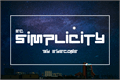 Illustration of font EC SimpliCity