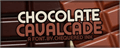 Illustration of font Chocolate Cavalcade