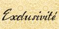 Illustration of font Exclusivite
