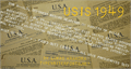 Illustration of font USIS 1949